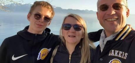 """Famille belge décimée en Suisse: """"La vie n'était plus possible"""", selon le père"""
