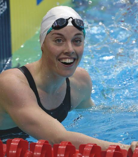 Zilver voor estafettezwemsters, Heemskerk pakt brons op 200 meter vrije slag