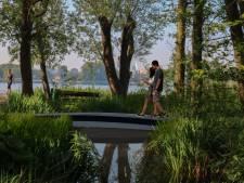 Eerste 3D-geprinte kunststof brug van Rotterdam komt in het Kralingse Bos