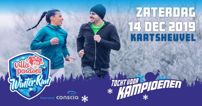 De sponsorloop wordt dit jaar voor de tweede keer georganiseerd.