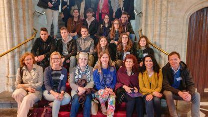 Europees bezoek voor Onze-Lieve-Vrouw-Presentatie