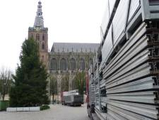 Chaos rond winterevenement Den Bosch: ijsbaan op Parade mag (nog) niet gelost worden