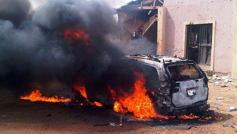 Eerdere aanslag in Borno. Beeld epa