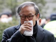 Celstraf van 17 jaar voor Zuid-Koreaanse oud-president definitief