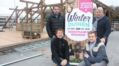 IJspiste en Alpenhut blijven staan tot 7 januari