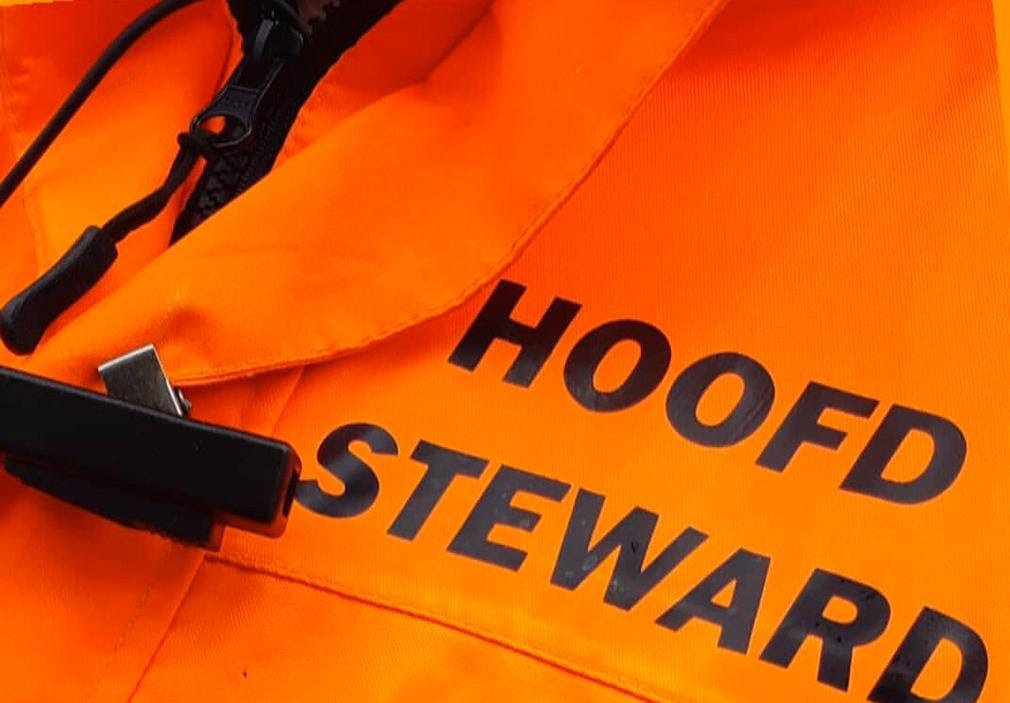 Deze foto deelde de Politie Arnhem-Noord vrijdag op Facebook.
