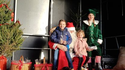 Eerste kerstmarkt in Zeebrugge meteen schot in de roos