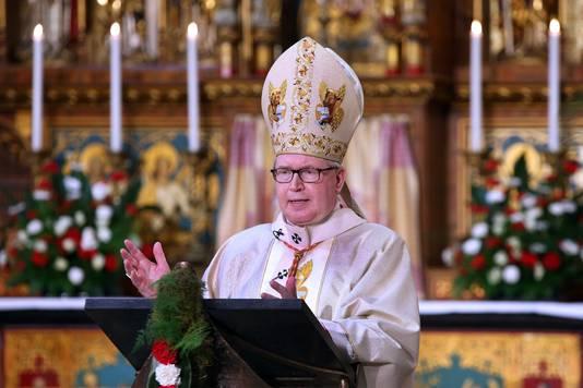 Kardinaal Wim Eijk.