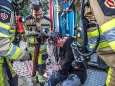Hoe reageren ze bij KPN Zwolle op een brand?