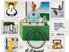 Bpost met les artistes belges à l'honneur avec sa nouvelle collection de timbres