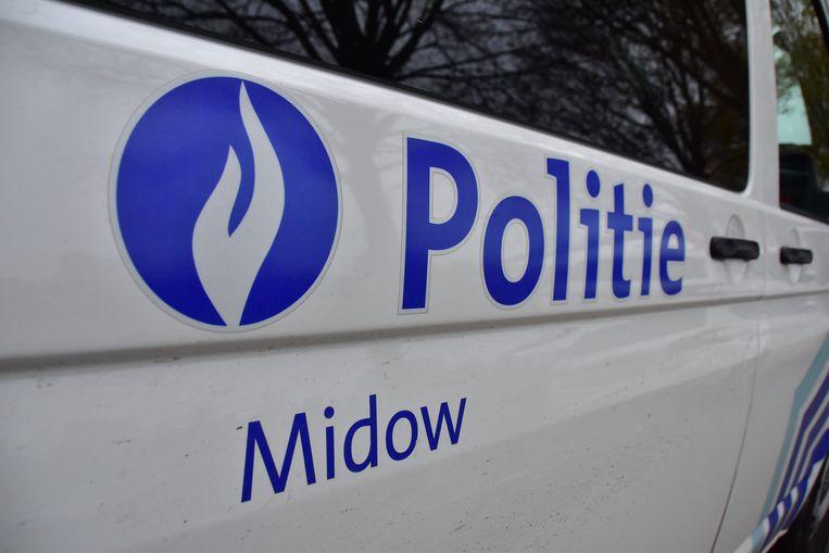 De politie van de zone Midow deed de nodige vaststellingen.