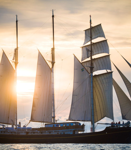 'Tallships zijn een stukje Nederlandse geschiedenis'