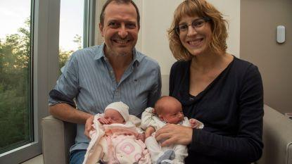 Elise Marie en Felix Jan zijn 'Bleye' baby's