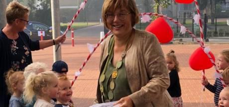 Directeur Kinderopvang Zwartewaterland neemt afscheid van haar kindje