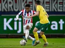 LIVE | Willem II start tegen Fortuna met Ruiter en Köhn, maar nog zonder Heerkens