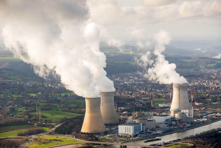 De Belgische kernreactor Tihange 2