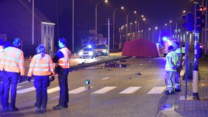 Motorrijder sterft bij ongeval
