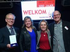 Koninklijke Erepenning voor Roosendaals Toneel: 'Gouden dag met zwart randje'