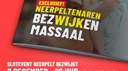 'Neerpelt Bezwijkt' bereikt apotheose