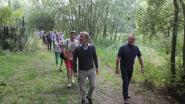 Nieuw wandelpad De Vijfbunder geopend