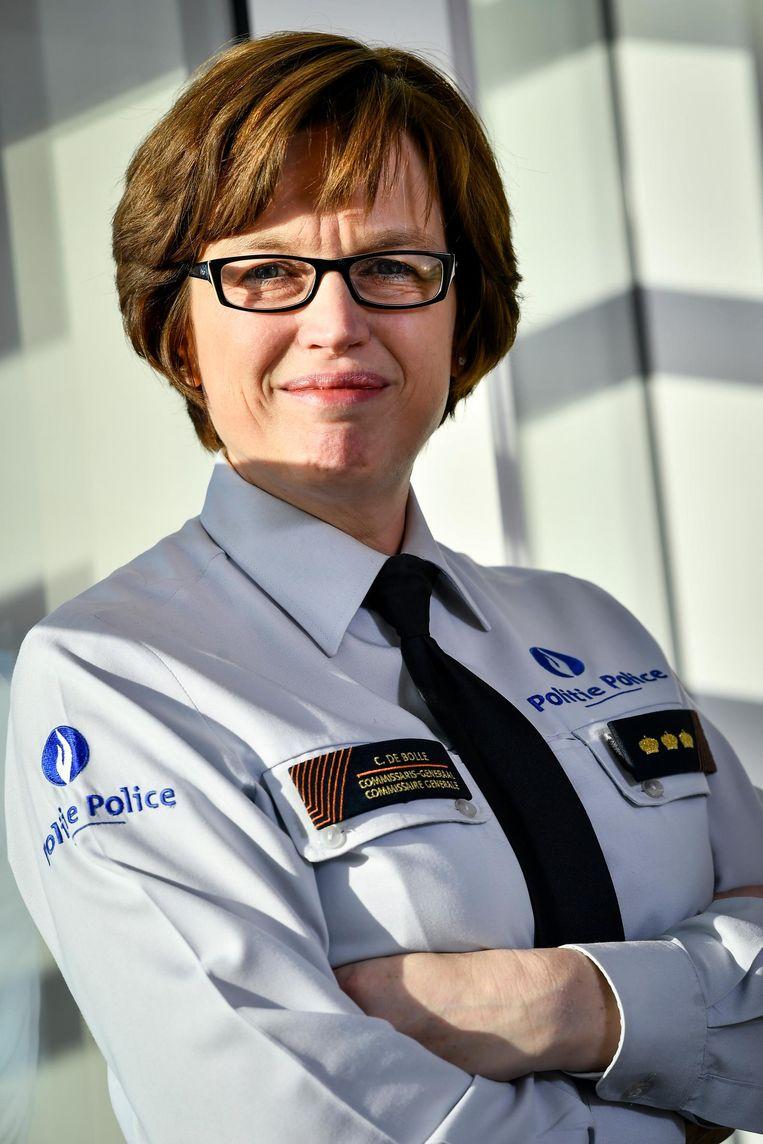 De nieuwe directeur van Europol, Catherine De Bolle.