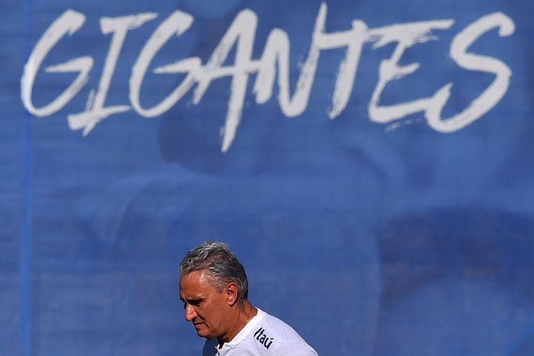 De Braziliaanse bondscoach Tite beschikt over een geweldige kern.
