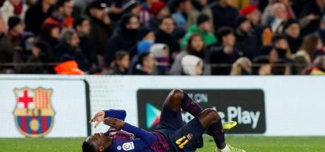 Le Barça autorisé à recruter un joker médical pour remplacer Dembélé