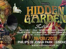 Hidden Garden: nieuw dancefestival in Eindhoven