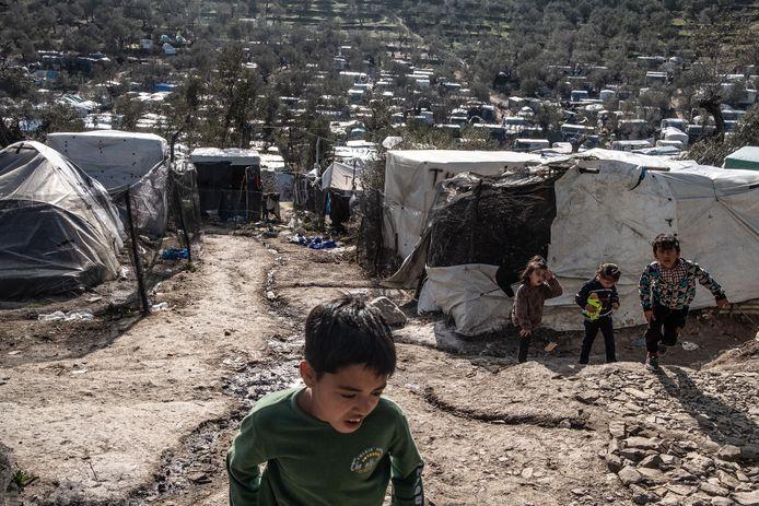 Fracties in Meierijstad willen opvang bieden aan Griekse vluchtelingenkinderen, die het door het coronavirus extra zwaar hebben in vluchtelingenkampen.