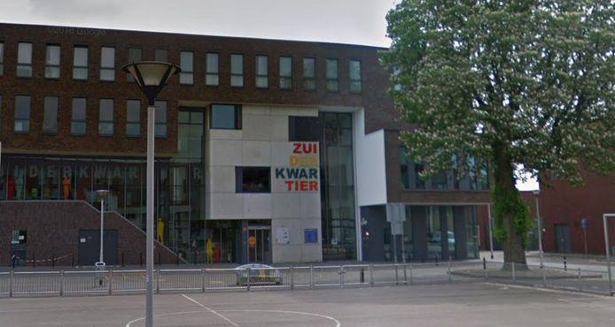 Wijkcentrum Zuiderkwartier.