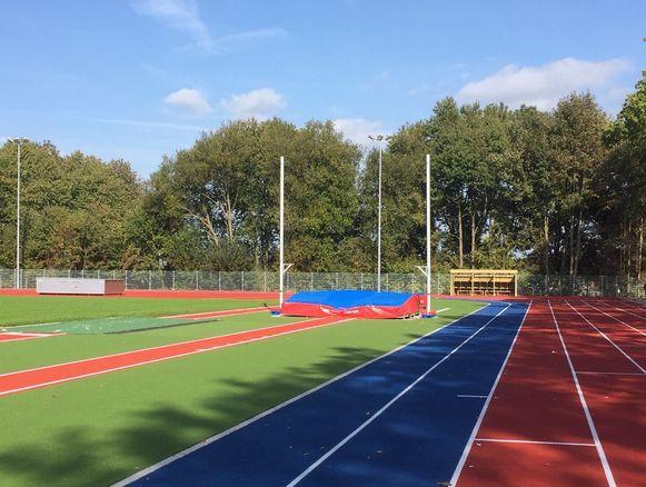 Het nieuwe atletiekpark in Overijse werd goedgekeurd door de Vlaamse Atletiekliga.