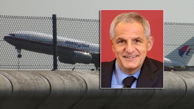 Bekende aidsdeskundige Joep Lange zat ook in het rampvliegtuig.