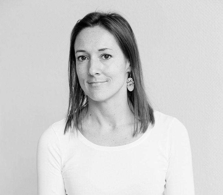 Susan Nortier, journalist en tekstschrijver Beeld Maan Limburg