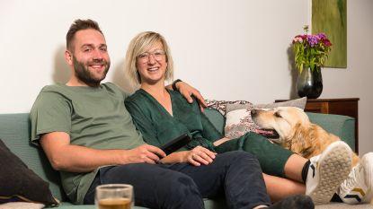 """Victor en Line uit 'Blind Getrouwd' hakken knoop door: """"Wij gaan samenwonen"""""""
