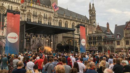 Stadsfestival Moods! voortvarend van start