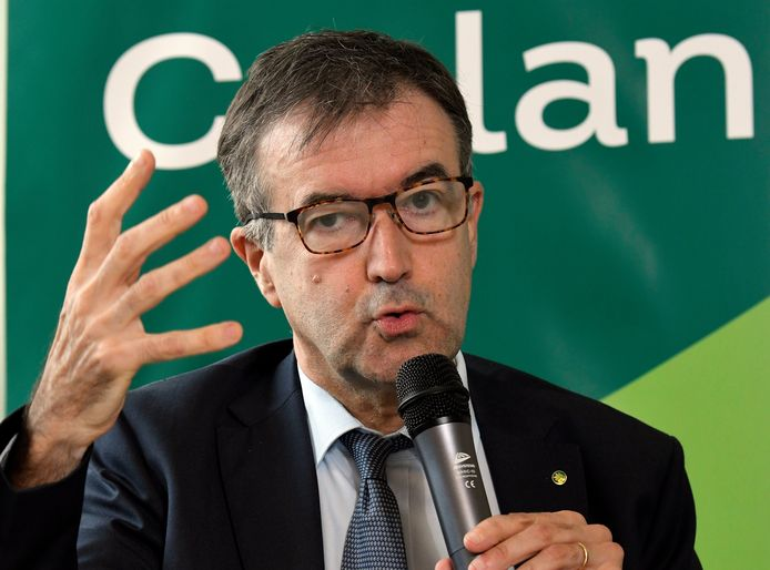 Philippe Voisin, CEO de Crelan