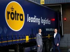 Mega overname: transporttak van Doesburgs transportbedrijf Rotra verkocht