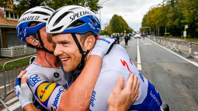 """Bert Van Lerberghe zevende in Brugge-De Panne: """"Voor De Melkerie jammer dat Parijs-Roubaix niet doorgaat"""""""
