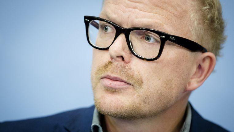 Jan Roos van Powned kreeg het woord rancunereferendum om zijn oren Beeld ANP