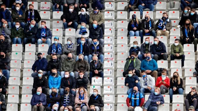 Komende weken weer voetballen achter gesloten deuren, amateurwedstrijden opgeschort