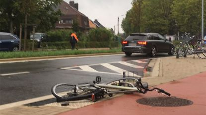 Fietser gegrepen door auto in Heusden-Zolder, slachtoffertje (12) kritiek