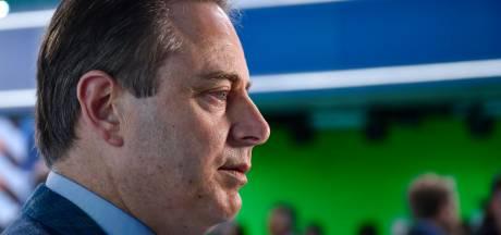Bart De Wever a reçu une lettre contenant de la poudre suspecte à son domicile