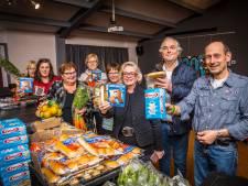 Voedselbank Heerde ligt tijdelijk stil vanwege coronavirus