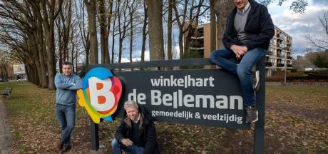 Winkelhart de Belleman in Dommelen flink opgeknapt: 'Die winkels hebben we zo gevuld'