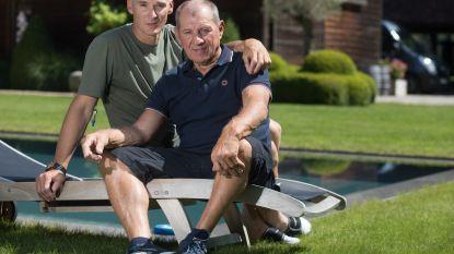 """Vader en zoon Everts: """"Hoe hard het ook heeft gebotst, we hebben elkaar altijd weer een kans gegeven"""""""