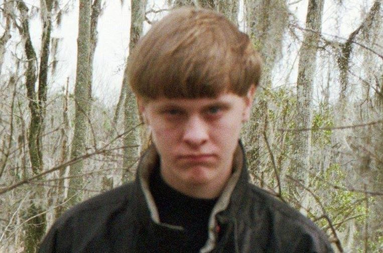 De verdachte, op een foto gehaald van zijn Facebookpagina. Beeld null