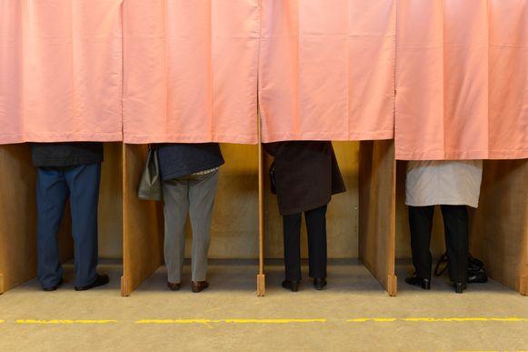 Illustratiebeeld verkiezingen © Foto De Rycke