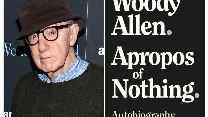 Memoires Woody Allen na veel discussie alsnog verschenen