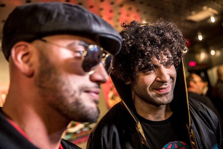 Bilall Fallah en Adil El Arbi.