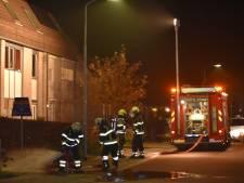 Woningen ontruimd om schoorsteenbrand in Beuningen